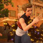 Kingdom Hearts 3 Crepuscopoli Hayner Pence Olette Heartless