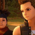 Kingdom Hearts 3 Crepuscopoli Pence e Hayner