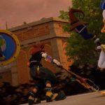 Kingdom Hearts 3 Crepuscopoli Sora Pippo Paperino