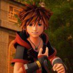 Kingdom Hearts 3 Crepuscopoli Villa Sora