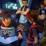 Kingdom Hearts 3 Laboratorio Crepuscopoli Sora Pippo Hayner pence