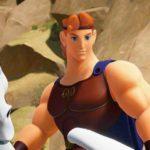 Kingdom Hearts 3 Monte Olimpo Hercules e Pegaso