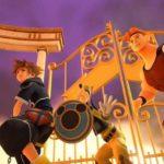 Kingdom Hearts 3 Olimpo Sora Paperino Pippo Hercules