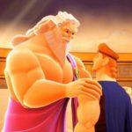 Kingdom Hearts 3 Olimpo Zeus e Ercules