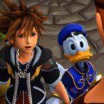 Kingdom Hearts 3 Sora Paperino Pippo Hercules