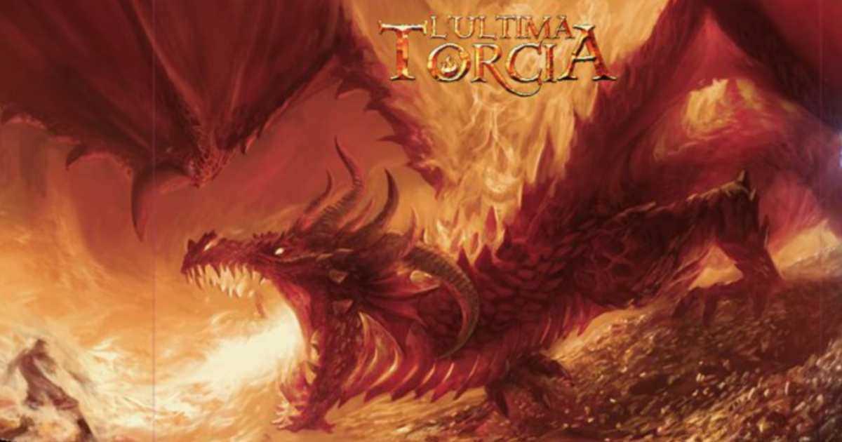 L'Ultima Torcia - Schermo del Master - Set del Master
