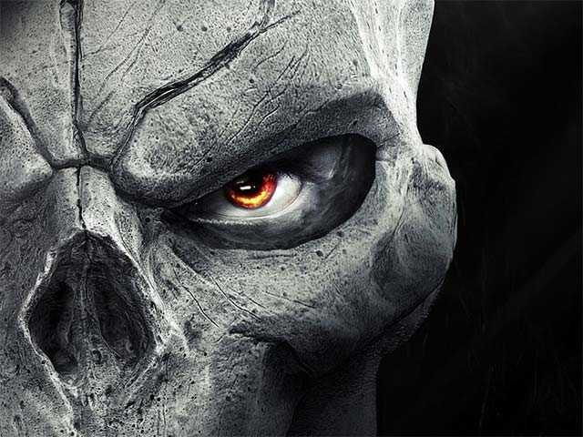 Volto di Morte in Darksiders 2, la maschera di Morte, Morte in Darksiders