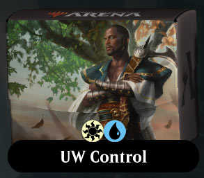 Mtg Arena Mazzo teferi control UW
