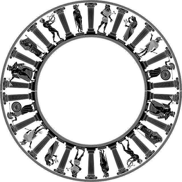 Pantheon Greco