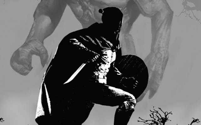 Il protagonista di Fra Tenebra e Abisso La Megera, l'eroe di La Megera, protagonisti di librogame, personaggi di librigioco