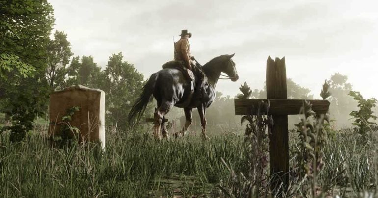 Red Dead Redemption 2 Guida tutte le tombe