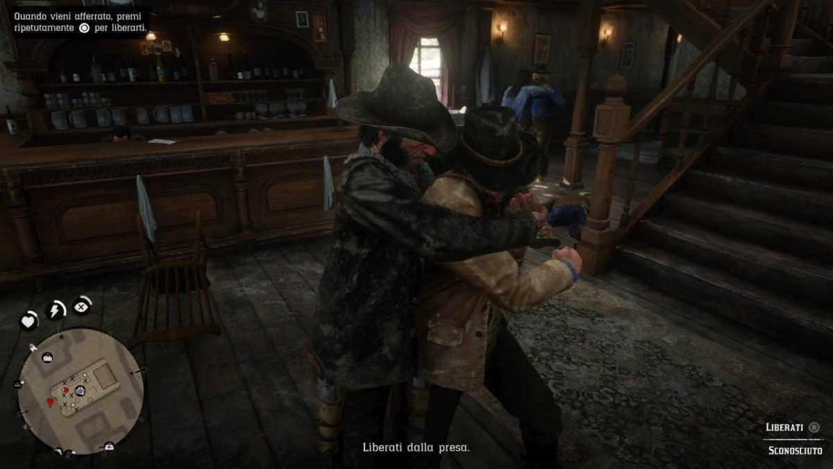 Red Dead Redemption 2 rissa