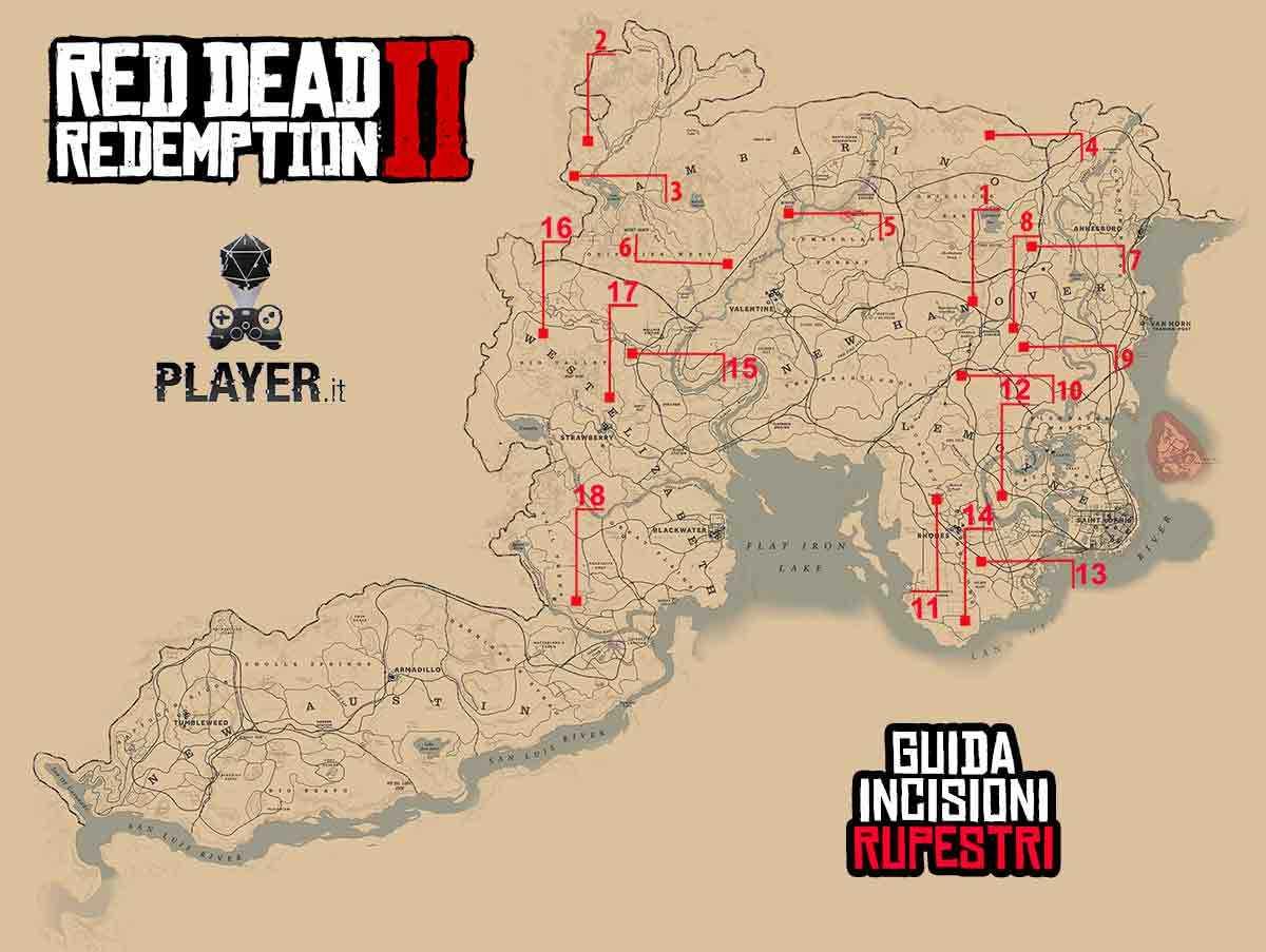 Red Dead Redemption 2 | Tutte le baracche