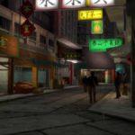 Shenmue 2 Honk Kong screenshot remake