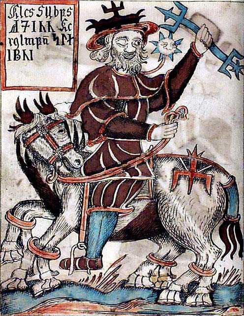 Sleipnir nella mitologia norrena, il cavallo di Odino, Sleipnir e Odino