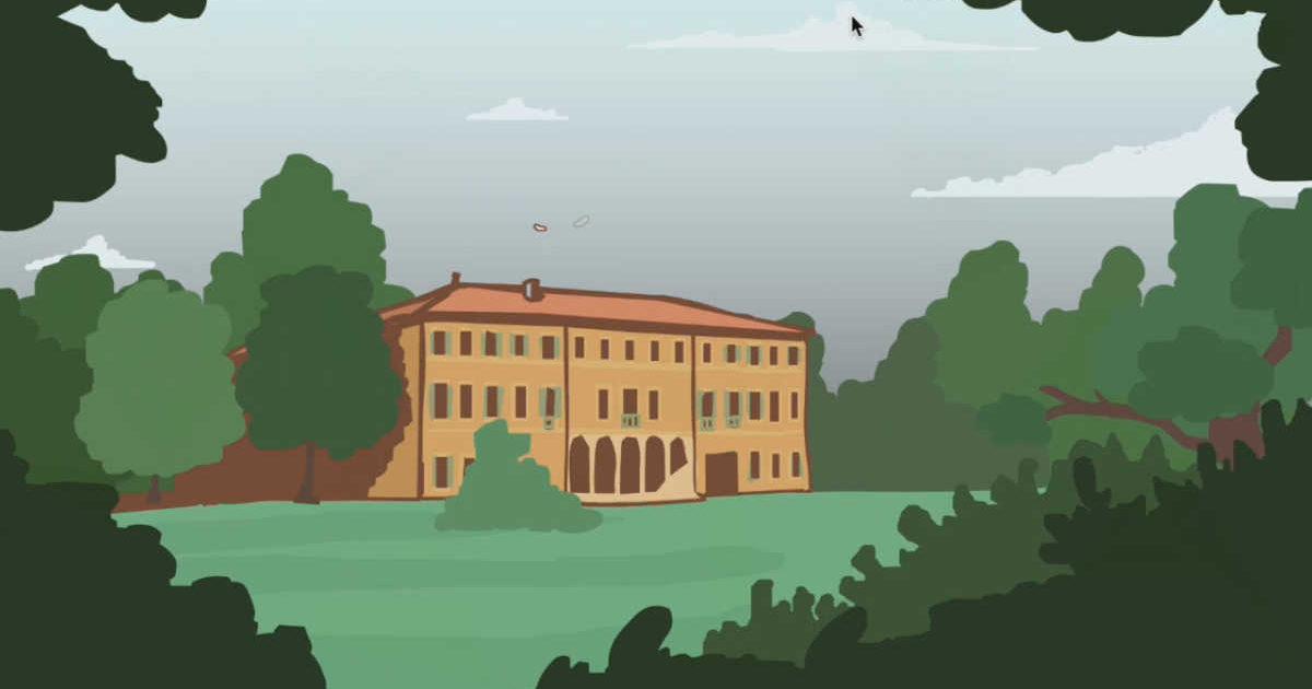 The Mad's Garden - esterno di Villa Litta, Milano