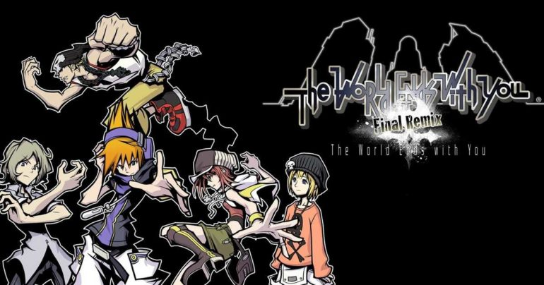 Wallpaper The World Ends with You Nintendo DS 2009 nintendo switch 2018