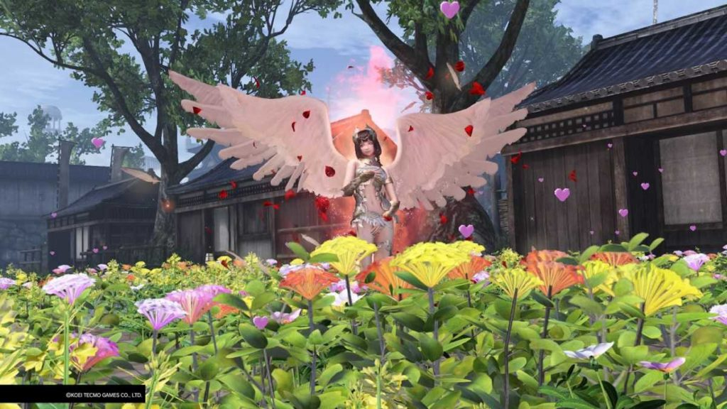 Warriors Orochi 4 deificazione di Naotora Li