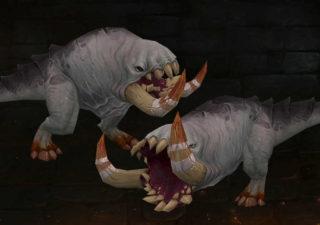 WoW patch 8.1, Bestie del Sangue per i Cacciatori