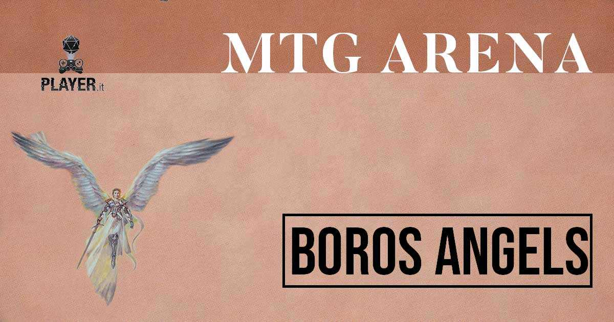 Boros Angels MTG Arena