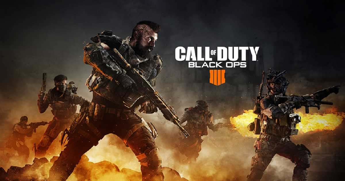 black ops 4 ha venduto meno copie fisiche nella storia di call of duty