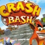 crash bash, party game per PS1