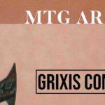 MTG Arena Mazzo Grixis COntrol