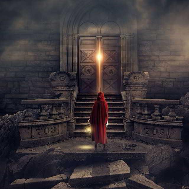 tempio fantasy indovinello gdr
