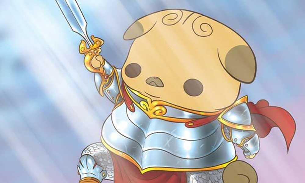 fantasy pug quest recensione gdt boardgame tin hat games carlini