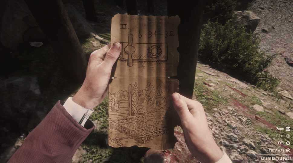 guida al serial killer di rdr2