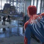 marvel's spider-man, polemica sulle pozzanghere, insomniac le aggiunge con degli sticker