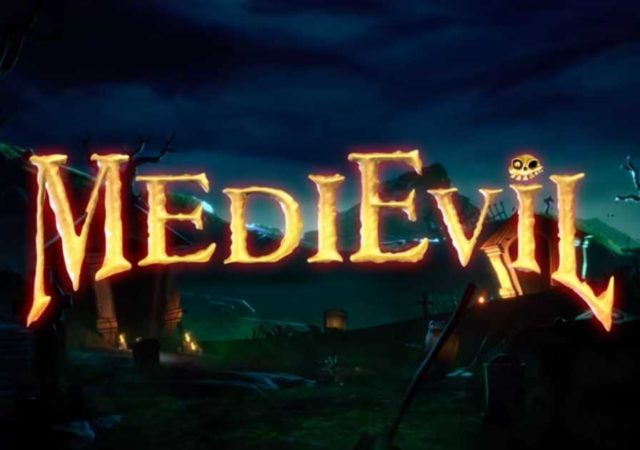 Medievil Ps4 Other Ocean