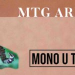 MTG Arena Mono u tempo