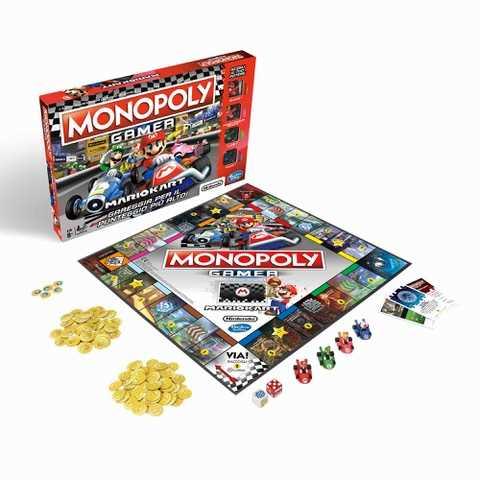 monopoly tutte le novità disponibili sulla versione dedicata a mario kart
