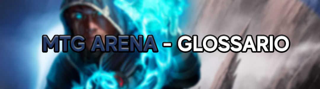 mtg arena glossario