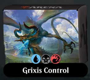 Mtg arena grixis control