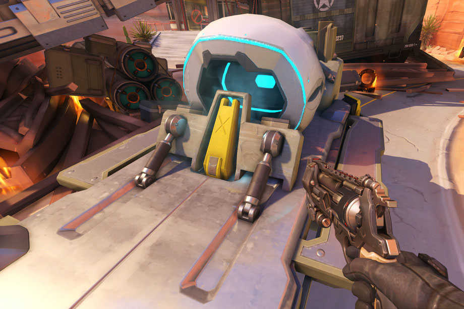 payload overwatch
