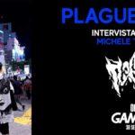 Plaguemon intervista ad Hiki Falcone