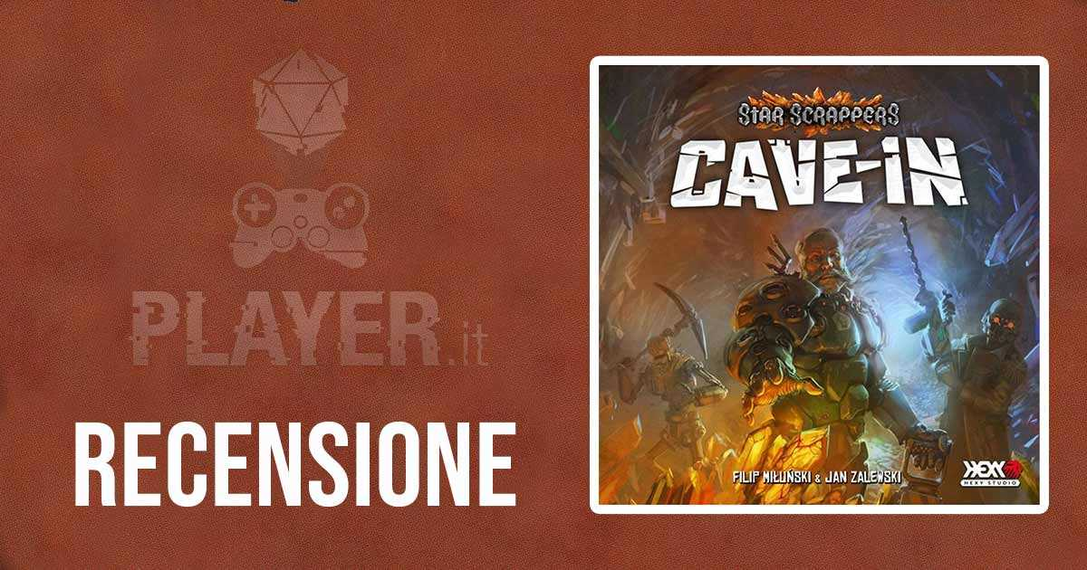 star scrappers cave-in recensione