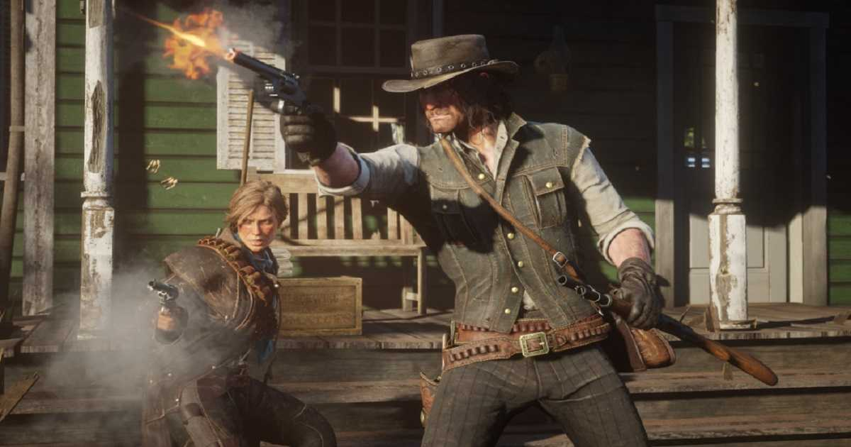in red dead redemption non ci sono attori famosi