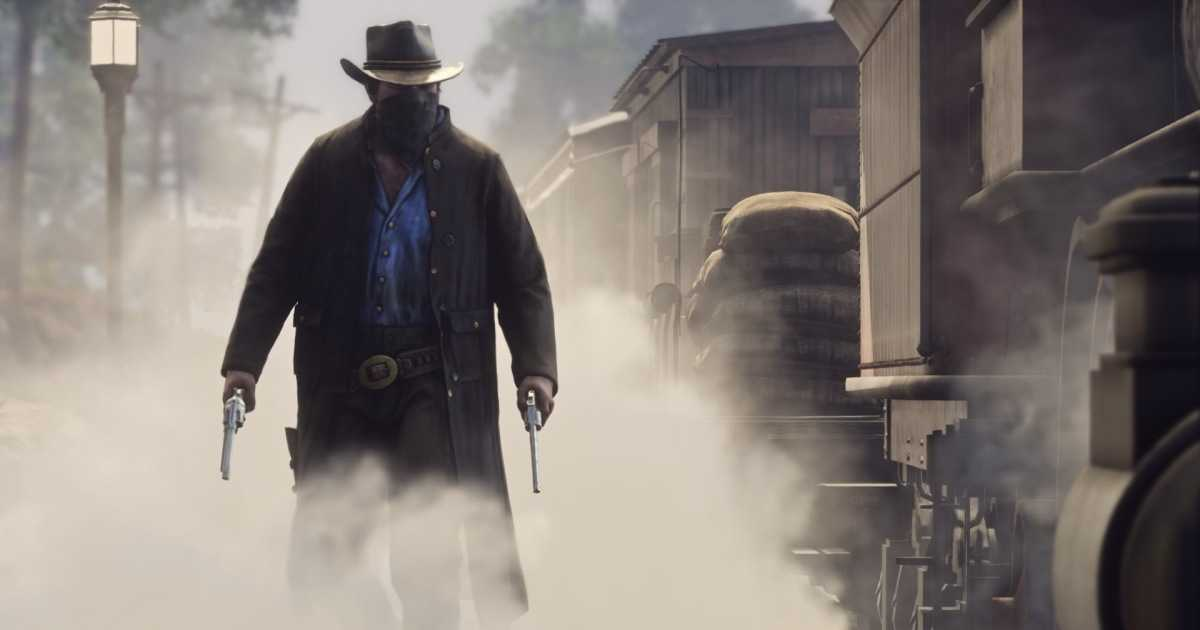 Red Dead Redemption 2 figurine delle sigarette