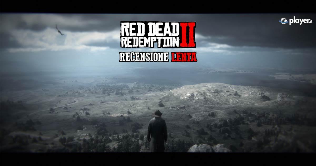 red dead redemption 2 recensione lenta