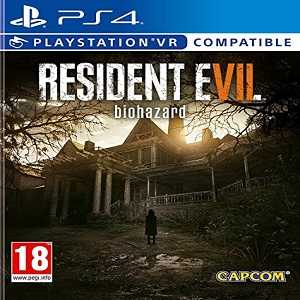 resident evil vr top survival horror del momento