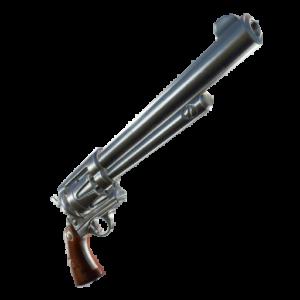 Fortnite guida armi foto revolver a sei colpi