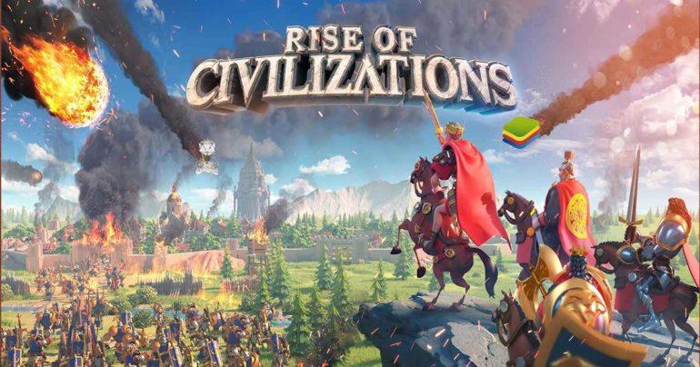 rise of civilizations bluestacks