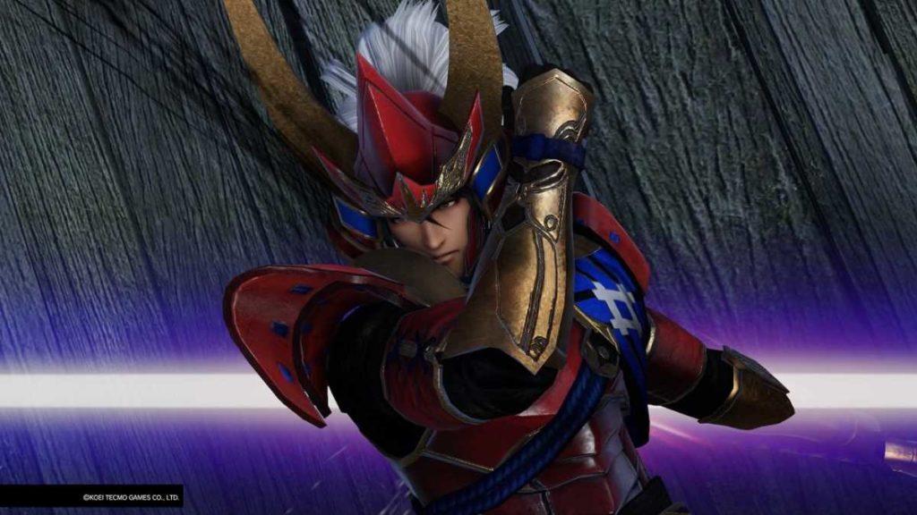 Warriors Orochi 4 attacco musou di Naomasa Li