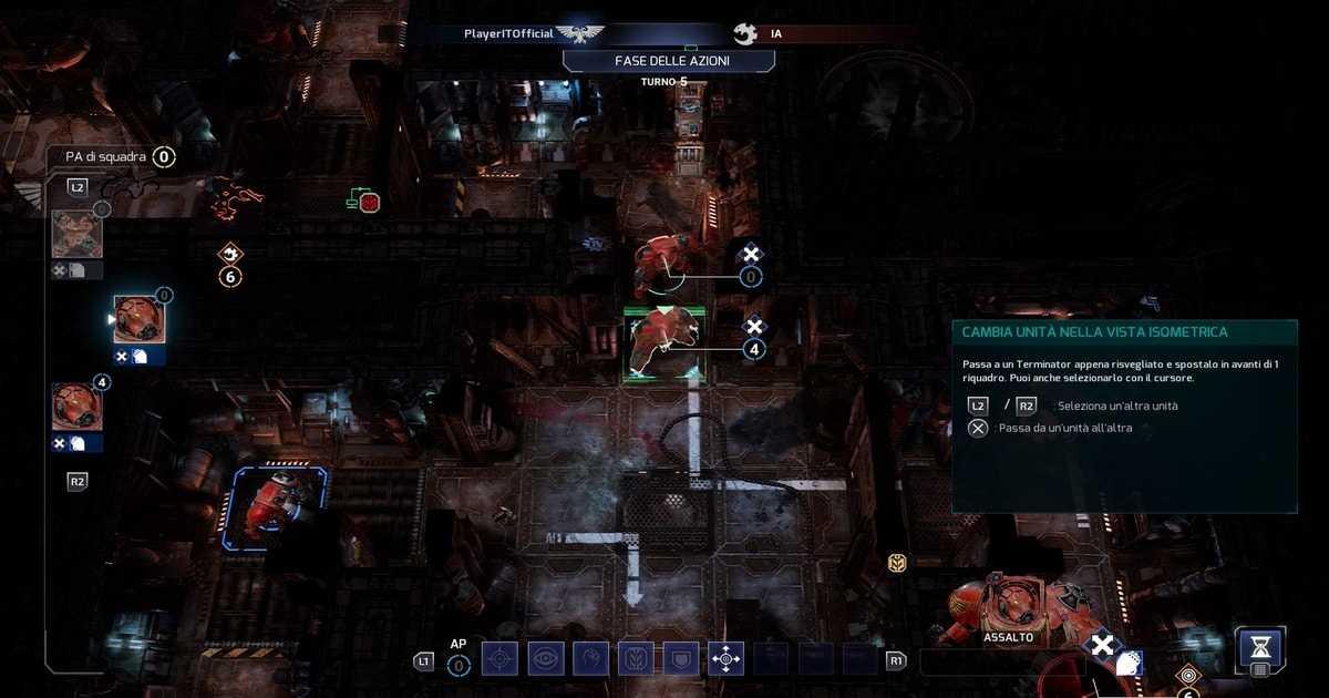 space hulk tactics somiglianze con il gioco da tavolo