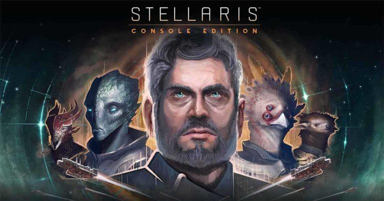 Stellaris per console