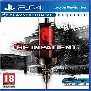 the inpatient, top survival horror in vr