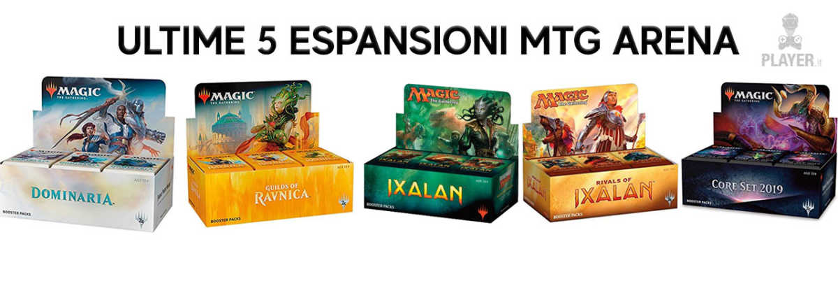 ultime-espansioni-magic-the-gathering-2019